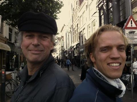 P.M. Delèfre en Jarl van Maltha